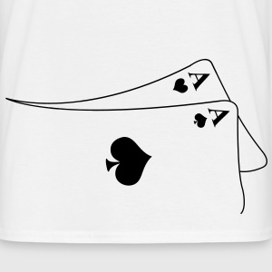 pocket aces Tee shirts - T-shirt Homme