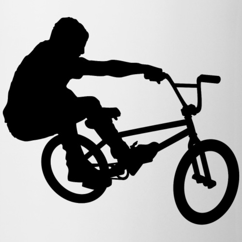 BMX Rider (Bunny Hop)