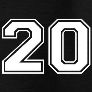 20 T-shirts - Teenager-T-shirt