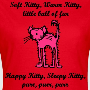 soft_kitty T-shirts - Vrouwen T-shirt