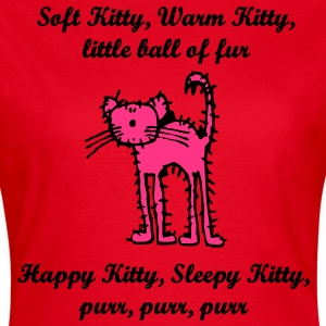 soft_kitty T-shirt - Maglietta da donna