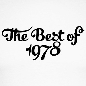 Geburtstag - Birthday - the best of 1978 (uk) Long sleeve shirts - Men's Long Sleeve Baseball T-Shirt