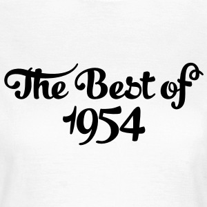 Geburtstag - Birthday - the best of 1954 (uk) T-Shirts - Women's T-Shirt