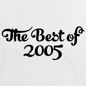 Geburtstag - Birthday - the best of 2005 (it) T-shirt - Maglietta Contrast da donna