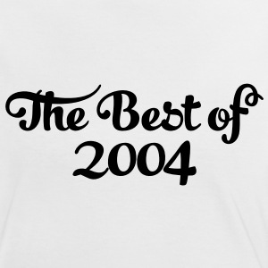 Geburtstag - Birthday - the best of 2004 (it) T-shirt - Maglietta Contrast da donna