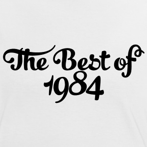 Geburtstag - Birthday - the best of 1984 (uk) T-Shirts - Women's Ringer T-Shirt