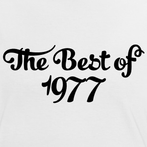 Geburtstag - Birthday - the best of 1977 (dk) T-shirts - Dame kontrast-T-shirt