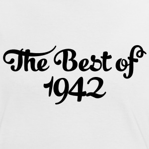 Geburtstag - Birthday - the best of 1942 (dk) T-shirts - Dame kontrast-T-shirt