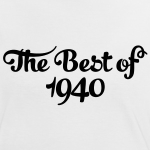 Geburtstag - Birthday - the best of 1940 (uk) T-Shirts - Women's Ringer T-Shirt