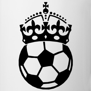 soccer crown Flaskor & muggar - Mugg