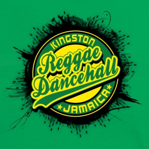 kingston reggae dancehall jamaica T-Shirts - Women's Ringer T-Shirt