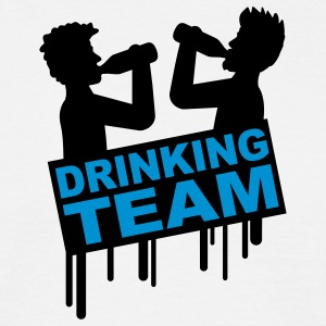 drinking_team T-Shirts - Men's T-Shirt