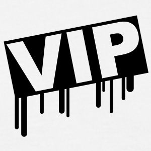 vip_graffiti T-shirts - Herre-T-shirt