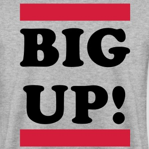 BIG UP! Sweatshirts - Herre sweater