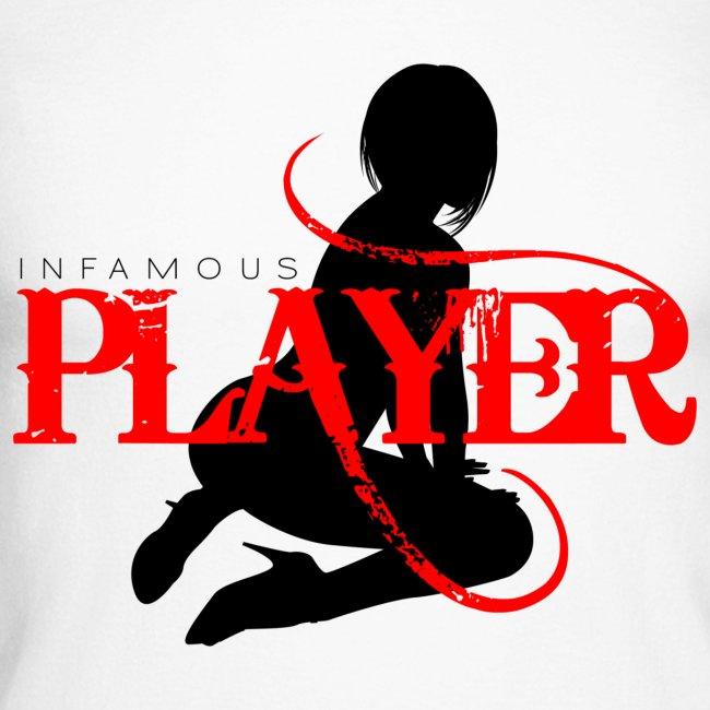 Infamous Player Raglan 09