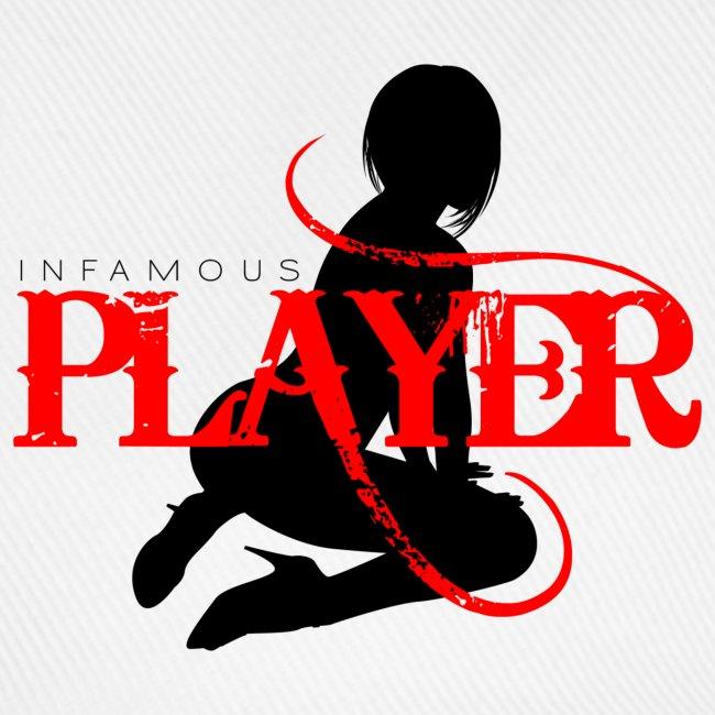Infamous Player Cap 07