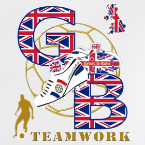 Great Britain football soccer Baby Shirts  - Baby T-Shirt