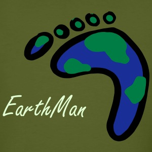 earthprint T-Shirts - Men's Organic T-shirt