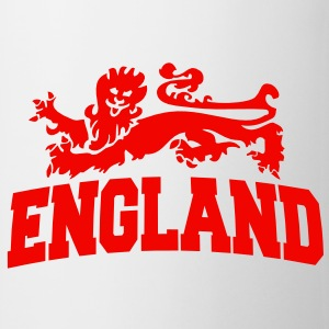 england with lion Kubki - Kubek