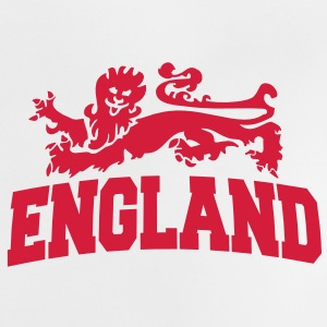 england with lion Tee shirts Bébés - T-shirt Bébé