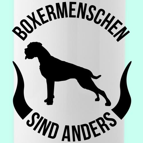 Boxermenschen sind anders