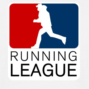 Running League plek   T-shirts - Mannen T-shirt