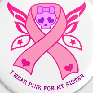 Fight Cancer - Buttons klein 25 mm