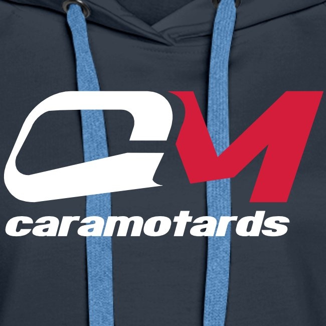 sweat bleu caramotards 2012