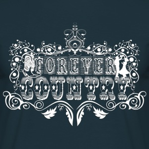 forever country Tee shirts - T-shirt Homme