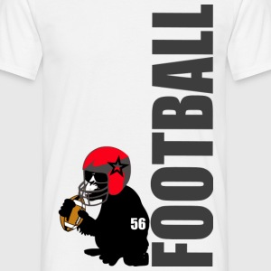 football T-Shirts - Männer T-Shirt
