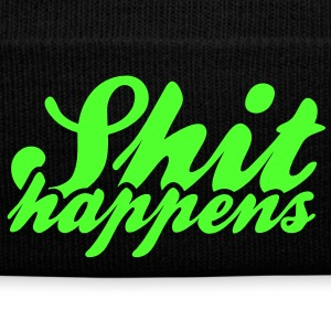 Shit Happens & Politics Caps & Hats - Winter Hat