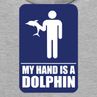 Design ~ MY HAND IS A DOLPHIN!