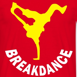 breakdance style Tee shirts - T-shirt Homme