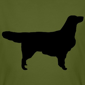 Golden Retriever T-Shirts - Men's Organic T-shirt