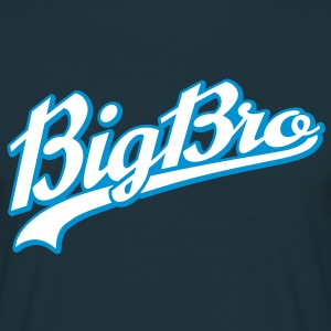 Big Bro | Brother T-Shirts - T-skjorte for menn