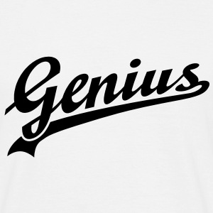 Genius | Genie T-Shirts - Men's T-Shirt