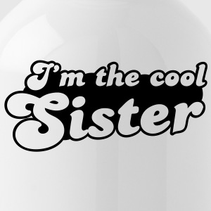 I'm the COOL sister Bottles & Mugs - Water Bottle