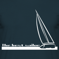~ T-shirt The Best Sailor 2