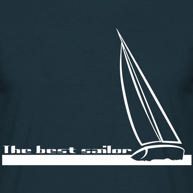 T-shirt The Best Sailor 2