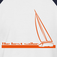 ~ T-shirt The Best Sailor