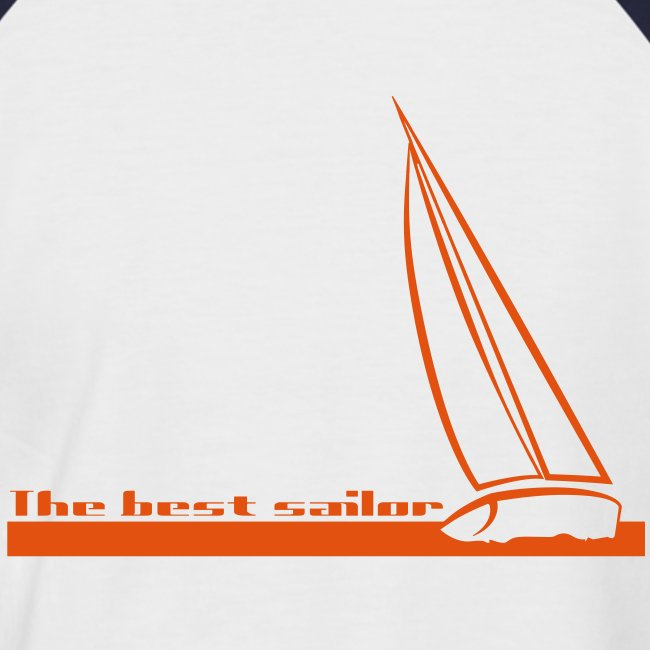 T-shirt The Best Sailor