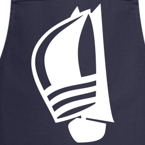 Sailboat - sailing  Aprons - Cooking Apron