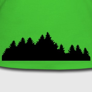Wood, forest, nature - Women's Organic T-shirt