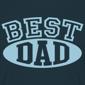 BEST DAD T-Shirt HN - Männer T-Shirt