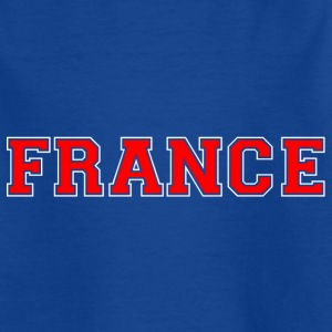 france Shirts - Teenage T-shirt