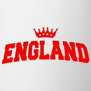 england with crown Kopper og flasker - Kopp