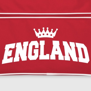 england with crown Sacs - Sac Retro