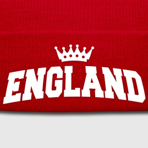england with crown Caps & Hats - Winter Hat