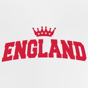 england with crown Baby Shirts  - Baby T-Shirt
