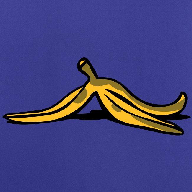 keukenschort met bananeschil